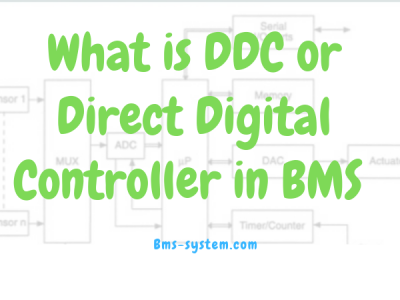 What is DDC or Direct Digital Controllers